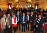 """Rodrigo Sánchez afirma que el marco 2014-2020 estará """"repleto de éxitos y nuevos proyectos"""" en el mundo rural"""