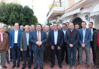 Rodrigo Sánchez felicita a los regantes de Cuevas del Almanzora por ser un modelo de sostenibilidad y eficiencia