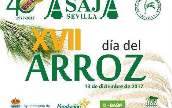 ASAJA-Sevilla y la Federación de Arroceros de Sevilla celebrarán en Isla Mayor la XVII Edición del Día del Arroz
