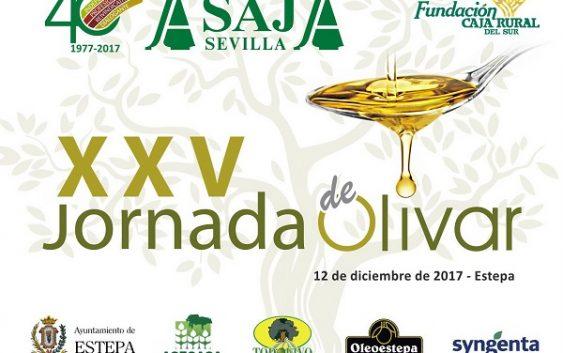 ASAJA-Sevilla celebra en Estepa la XXV Jornada del Olivar