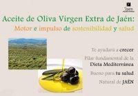 UPA-Jaén y la Diputación Provincial llevan las bondades del aceite de oliva virgen extra a 900 alumnos de colegios de Jaén y Cantabria