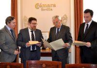 Sánchez Haro destaca el peso de Andalucía en el cultivo de trigo duro y arroz, con el 65% y 40% de la superficie española