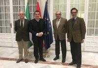 Feragua pide a la Delegación del Gobierno que haga suyas las demandas del regadío andaluz para el Pacto Nacional del Agua
