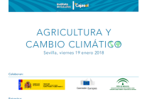 El Instituto de Estudios Cajasol organiza el Foro Agrícola 'Agricultura y Cambio Climático' el próximo 19 de enero