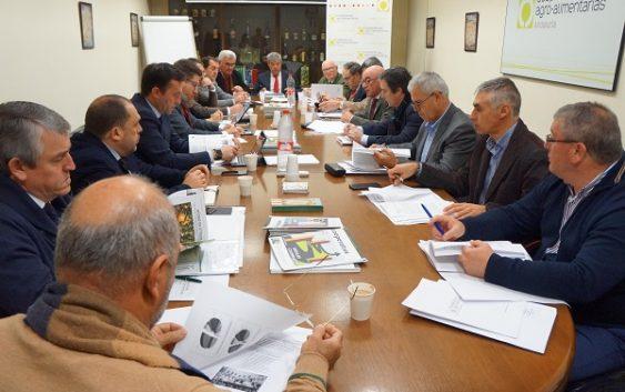 Cooperativas Agro-alimentarias traslada al consejero de Agricultura sus propuestas para impulsar el sector agroalimentario