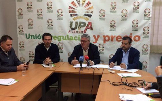 La sequía, los precios y la amenaza de la Xylella marcan el año agrario 2017 en Andalucía