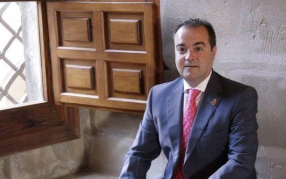 """López Barrero: """"LEADER es fundamental para generar inversión privada y llevar servicios a los pueblos más pequeños"""""""