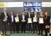 Andalucía vuelve a copar los premios a los mejores aceites de oliva ecológicos en la edición 2018 de Biofach