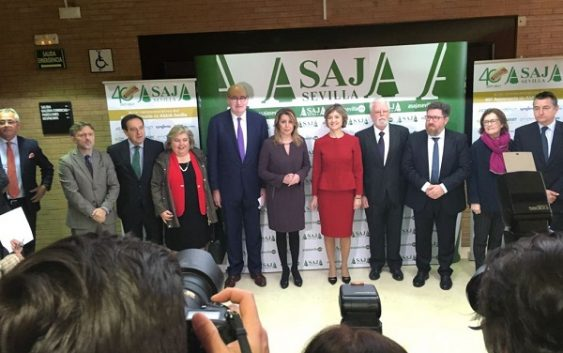 ASAJA-Sevilla cierra su 40º aniversario con un homenaje a agricultores y ganaderos