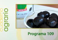 Cuaderno Agrario PGM 109