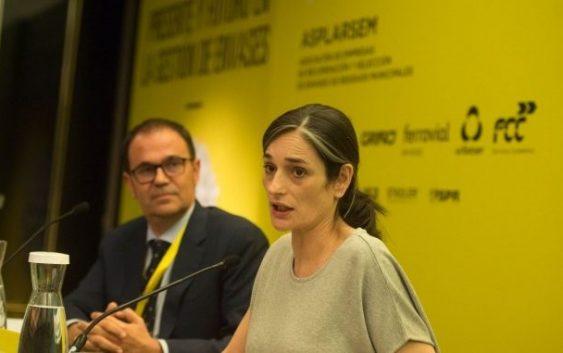 """María García Rodríguez: """"La Ley de medidas de la cadena alimentaria ha sido una iniciativa sin precedentes en España y en la UE"""""""