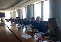 Origen España y DOP Jabugo en la constitución de Origin UE en Bruselas