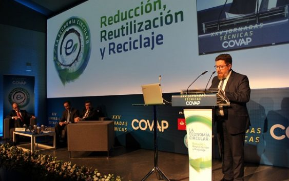 """Sánchez Haro aplaude el """"empeño"""" y el papel de Covap como """"vanguardia"""" de la digitalización agroalimentaria andaluza"""
