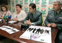 ADEMUR Jaén, el IAM y la Guardia Civil visibilizan la lucha contra la violencia de género en el medio rural
