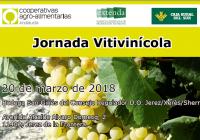 Cooperativas Agro-alimentarias de Andalucía organiza una jornada sobre la situación del sector vitivinícola andaluz en Jerez