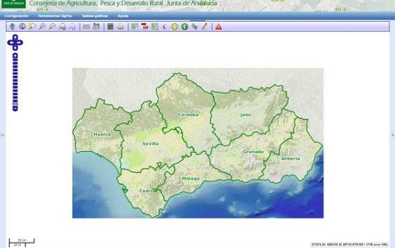 Agricultura actualiza el Sistema de Información Geográfica de Identificación de Parcelas Agrícolas para 2018