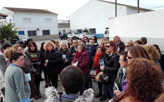 Agricultoras de CABASC participan en una jornada sobre liderazgo en los órganos de decisión de las cooperativas agroalimentarias