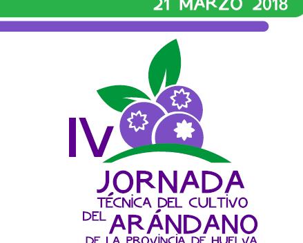 La delegación de Huelva de COITAND organiza las IV Jornadas Técnicas del Cultivo del Arándano el próximo 21 de marzo