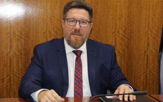 """Sánchez Haro reitera que la reducción de módulos fiscales es """"injusta"""" con Andalucía y genera agravios entre provincias"""