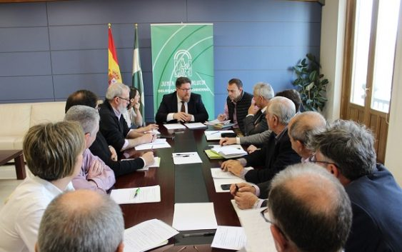 """Sánchez Haro destaca que la apuesta por la diferenciación lleva al sector del vino andaluz a un """"camino de éxito"""""""