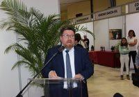 Sánchez Haro reivindica el aceite verdial como huella de la historia y apuesta por la feria 'Almanzora Gourmet'