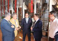 """Sánchez Haro ve en la apuesta por la integración la """"responsable directa"""" de la modernización del tejido agroindustrial andaluz"""