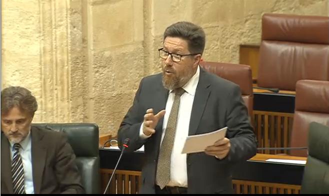"""Sánchez Haro acusa al Gobierno de """"castigar"""" a los agricultores y ganaderos andaluces """"haciendo oídos sordos"""" a sus demandas"""