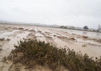 CREA pide al  Comisario de Aguas que ayude a restablecer la normalidad en las explotaciones afectadas por las inundaciones