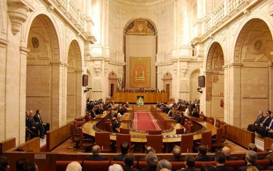 Feragua comparece en el Parlamento Andaluz para valorar la Ley del Cambio Climático