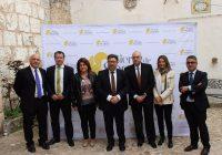 Sánchez Haro aplaude la capacidad creativa de la DOP Sierra de Segura para diferenciar su aceite de oliva de montaña