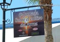 VÍDEO: Jornadas sobre el cultivo del arroz en Isla Mayor, Sevilla