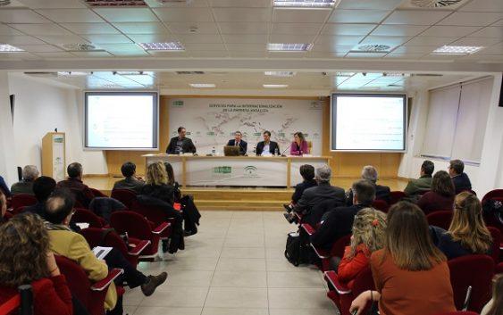 Más de una veintena de empresas agroalimentarias andaluzas conocen las oportunidades de negocio en Brasil con Extenda