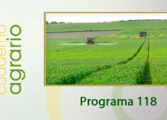 Cuaderno Agrario PGM 118