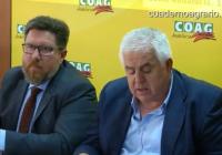 VÍDEO: Reunión del Consejero de Agricultura, Rodrigo Sánchez con la Coag Andalucía