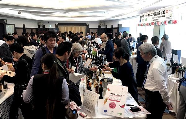 Más de 800 empresas andaluzas de alimentos y bebidas se promocionan en Asia y Europa en abril con el apoyo de Extenda