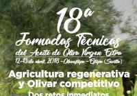 XVIII Jornadas Técnicas del Aceite de Oliva Virgen Extra Oleoestepa