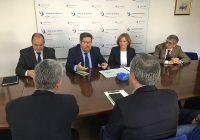Junta de Andalucía y Autoridad Portuaria de Almería apuestan por potenciar el transporte marítimo de frutas y hortalizas