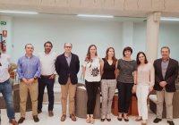 Una delegación del Departamento de Agricultura de Cataluña se interesa por el Observatorio de Precios de Andalucía