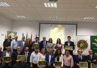 Acto de Clausura y entrega de Premios de la XIX Feria del Olivo de Montoro