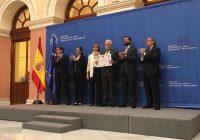 El presidente de ASAJA-Andalucía, Ricardo Serra, distinguido con la Encomienda al Mérito del Trabajo