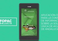 La nueva app de la Junta que informa sobre las ayudas directas de la PAC estará operativa a partir del 15 de mayo