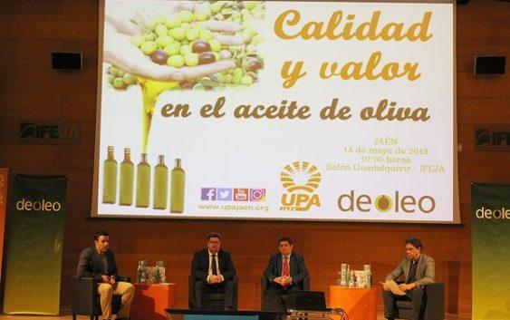 UPA y Deoleo apuestan por valorizar el olivar tradicional y diferenciar su aceite con un precio acorde a la máxima calidad producida