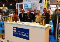 Las cooperativas de 'Aceite de Huelva' promocionaron el virgen extra onubense en el Salón de Gourmets