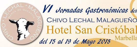 Marbella celebra sus Jornadas Gastronómicas dedicadas al Chivo Lechal Malagueño del 15 al 19 de mayo