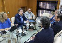 Sánchez Haro alerta de que los aranceles de EEUU a la aceituna negra cuestionan todo el sistema de ayudas de la UE