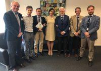 ASAJA-Sevilla abre una ronda de contactos con las instituciones europeas por la nueva PAC