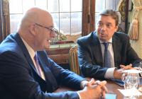 """Luis Planas defiende el mantenimiento de los apoyos de la PAC para dar """"estabilidad y seguridad"""""""