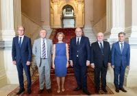 Declaración ministerial sobre el marco financiero plurianual y la PAC suscrita por España, Finlandia, Francia, Grecia, Irlanda y Portugal