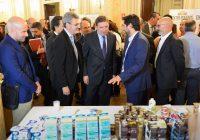 Luis Planas subraya la importancia de acomodar la gran variedad de productos lácteos a los nuevos hábitos de consumo