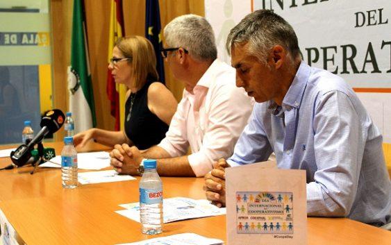 La sostenibilidad centra este año el lema para celebrar el Día Internacional del Cooperativismo en Almería